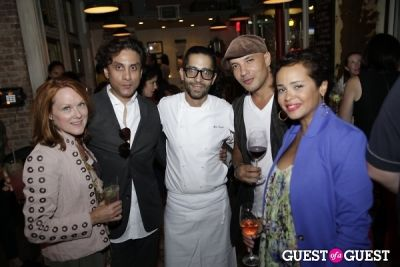 derrick trujillo in The Grange Bar & Eatery, Grand Opening Party