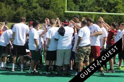frank dellaglio in 3rd Annual Extreme Recess: Football Camp with Tyler Polumbus Kids Outreach