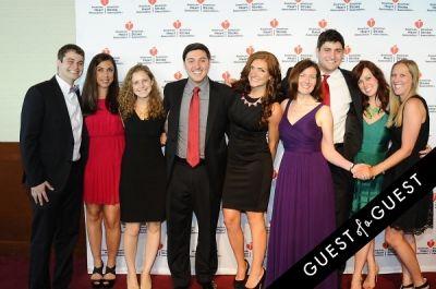 frank dellaglio in American Heart Association's 2014 Heart Ball