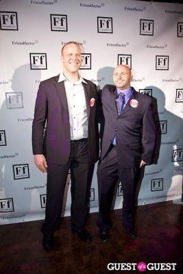 ron zacchi in Chelsea Clinton Co-Hosts: Friendfactor