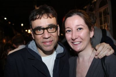 fred armisen in John Varvatos & Saturday Night Live Event, LIVE FROM NY: A DECADE OF PORTRAITS