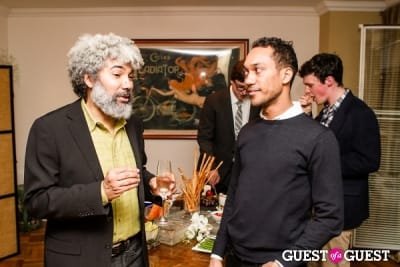 fred wilson in New York Foundation For The Arts Kick-Off