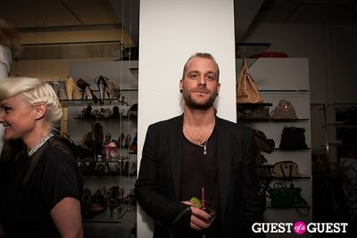 fredrick hu in Decades & Bea Szenfeld Art & Fashion  Hosted by B. Åkerlund