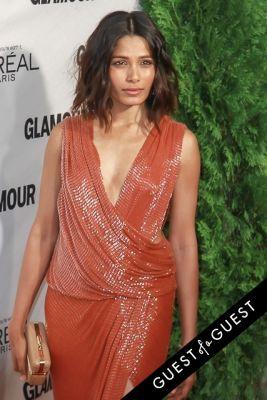 frida pinto in Glamour Magazine Women of the Year Awards