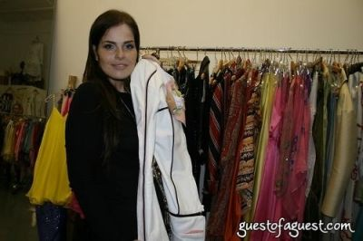 frieda shor in Shopping, Champagne and Charity with Fashion designer Tani Keller