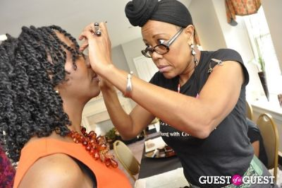 funlayo alabi in Shea Radiance Target Launch Party