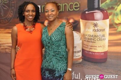 tosin olatidoye in Shea Radiance Target Launch Party