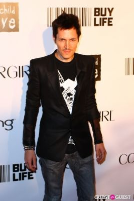 gk reid in COVERGIRL Presents, Keep A Child Alive's Black Ball NY 2010