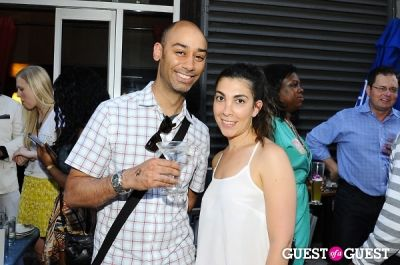 jordana shell in Swoon Official NYC Launch Party !