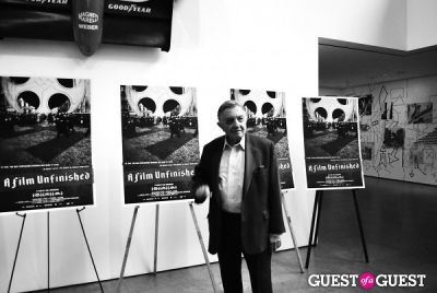 gabe pressman in NY Premiere of