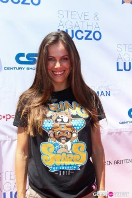gabriela dias in 3rd Annual All-Star Kickball Game Benefiting Rising Stars of America