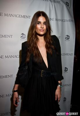 gabriela lopez in One Management 10 Year Anniversary Party
