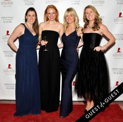 katherine knarr in 4th Annual Gold Gala An Evening for St. Jude