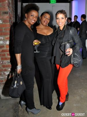 gail brown in Sip with Socialites Premiere Party