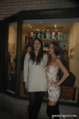 sabrina blaichman in 7Eleven Gallery