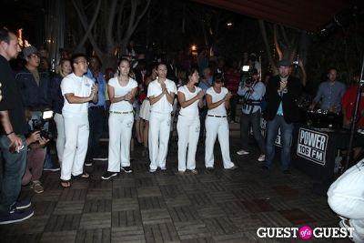 gapoeira baroque in Bedloo LA Launch Party