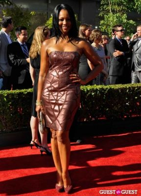 garcelle beauvais in 2013 ESPYS: Arrivals