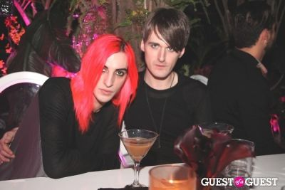 gareth pugh in Baoli-Vita Presents Gareth Pugh Dinner at Art Basel Miami