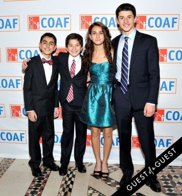 shant amerkanian in COAF 12th Annual Holiday Gala