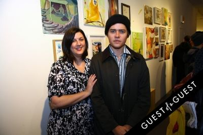garrett pruter in IMMEDIATE FEMALE AT Judith Charles Gallery