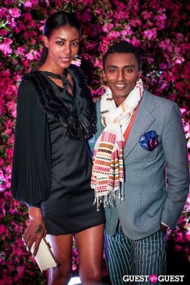 marcus samuelsson in Chanel Hosts Eighth Annual Tribeca Film Festival Artists Dinner