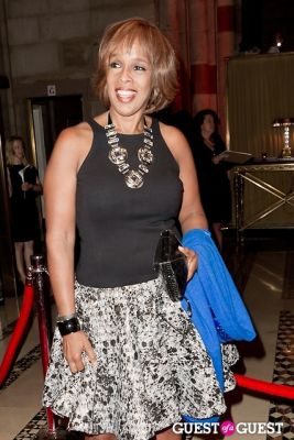 gayle king in New Yorkers for Children Fall Gala 2013