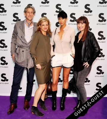 lisa wilson-wirth in Stylight U.S. launch event