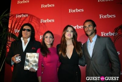 gene simmons in Forbes Celeb 100 event: The Entrepreneur Behind the Icon