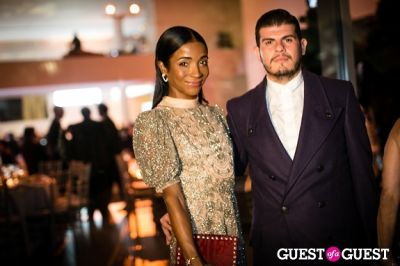 genevieve jones in Brazil Foundation Gala at MoMa