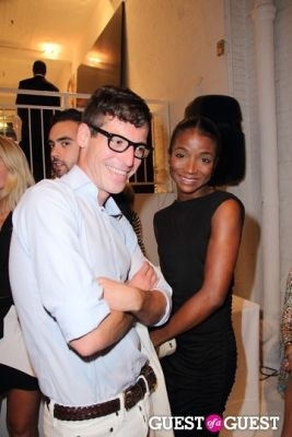 martin marks in I.N.C Fall 2011 Launch Party