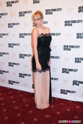 genevieve morton in New York City Opera Spring Gala 2013