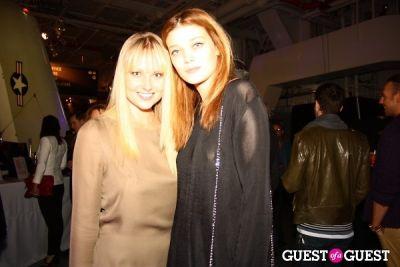 genevieve morton in Jeffrey Fashion Cares 2012