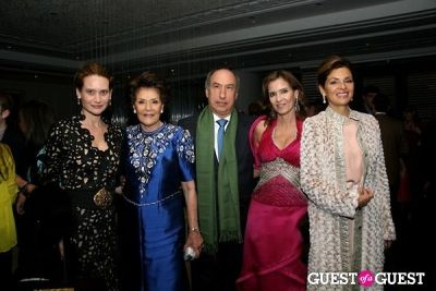 genoveva freire in World Monuments Fund Gala After Party