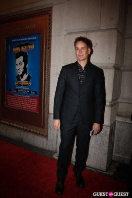 geoffrey nauffts in John Leguizamo's Ghetto Klown - Opening  Night on Broadway