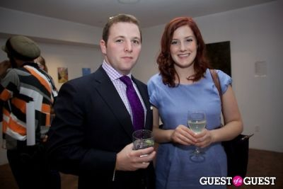 georg machinist in Patrick McMullan Opening Reception for Sanctuary Hotel
