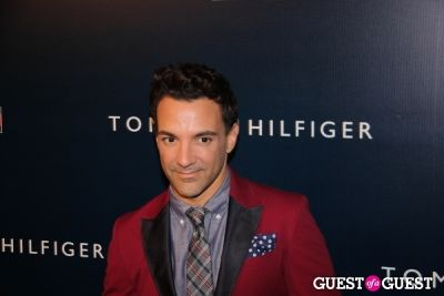 george kotsiopoulos in Tommy Hilfiger West Coast Flagship Grand Opening Event