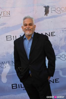 george leon in Preview Party for Billy Zane's Solo Art Exhibition: