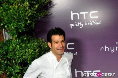 george mendes in HTC Serves Up NYC Product Launch