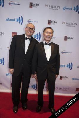 george takei in 25th Annual GLAAD Media Awards