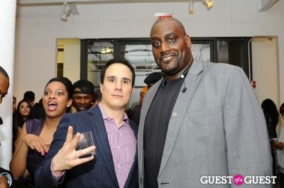 anthony mason in Equinox Fitness and Fair Game, Inc. present the Art of the Draft Experience: NFL Edition