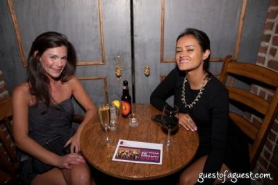 mal harrison in Keith Lissner and The Pink Agenda host a Fashionable Event