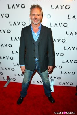 gerald mccullough in Grand Opening of Lavo NYC