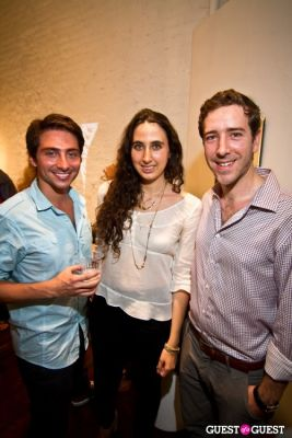 maurice goldstein in Basak Malone LLC Event at 178 Prince