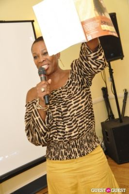 germaine leftridge in Shea Radiance Target Launch Party