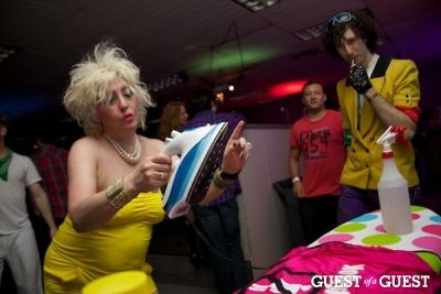 adam aleksander in Dirty Disco Laundrette