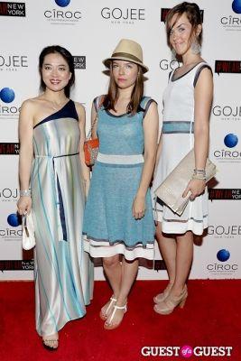 gia li in Wear New York presented by Gojee