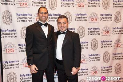 aniello pollio in Italy America CC 125th Anniversary Gala