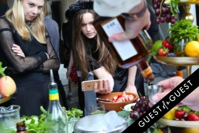 gigi burris in Guest of a Guest & Cointreau's NYC Summer Soiree At The Ludlow Penthouse Part I