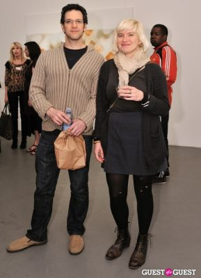 giles lyon in Pia Dehne - Vanishing Act Exhibition Opening