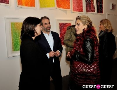 adam greenberger in COLOR or COLOUR Exhibition Opening